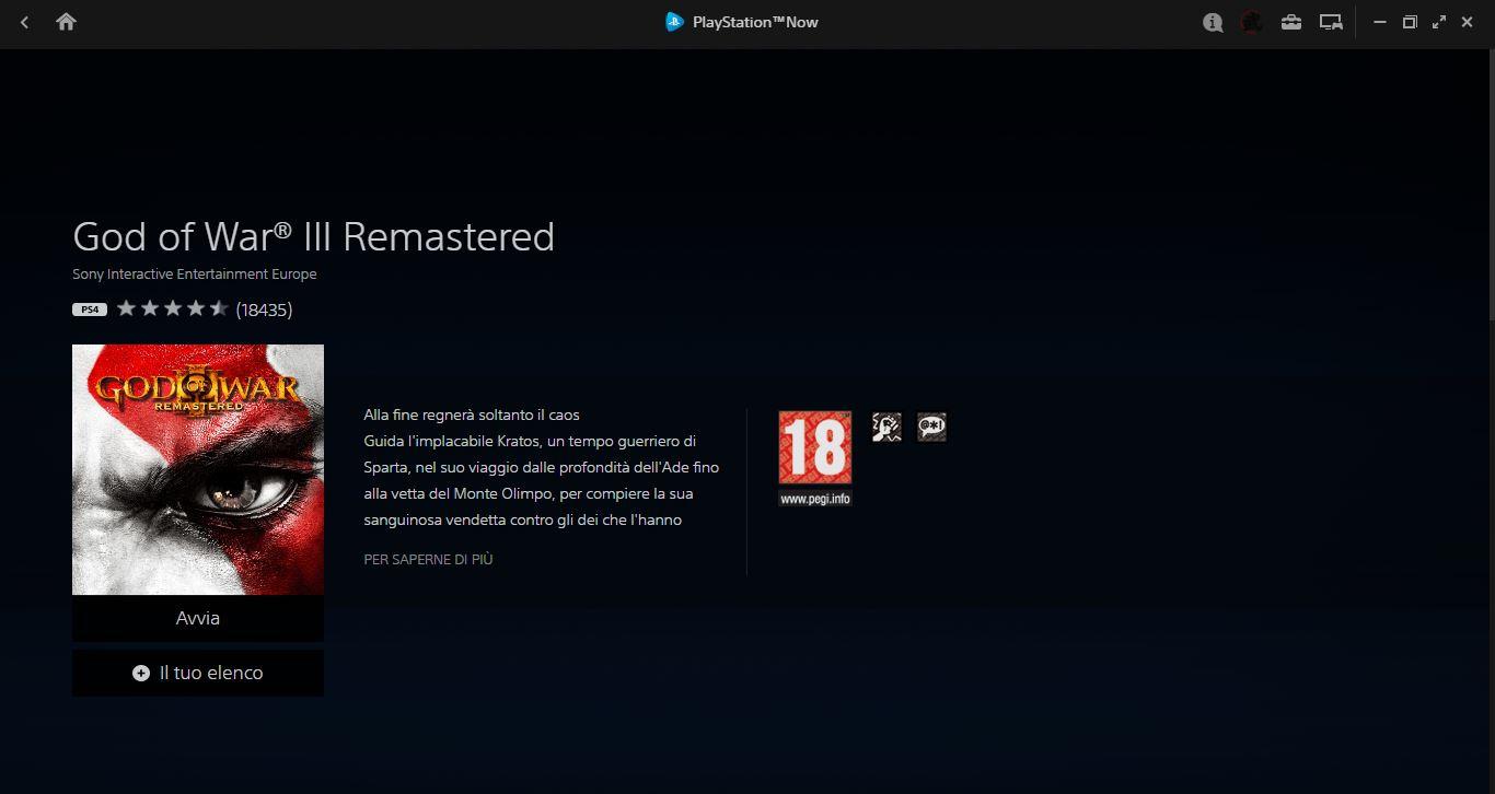 PlayStation Now arriva in Italia: tutti i dettagli su prezzi ed abbonamenti 1