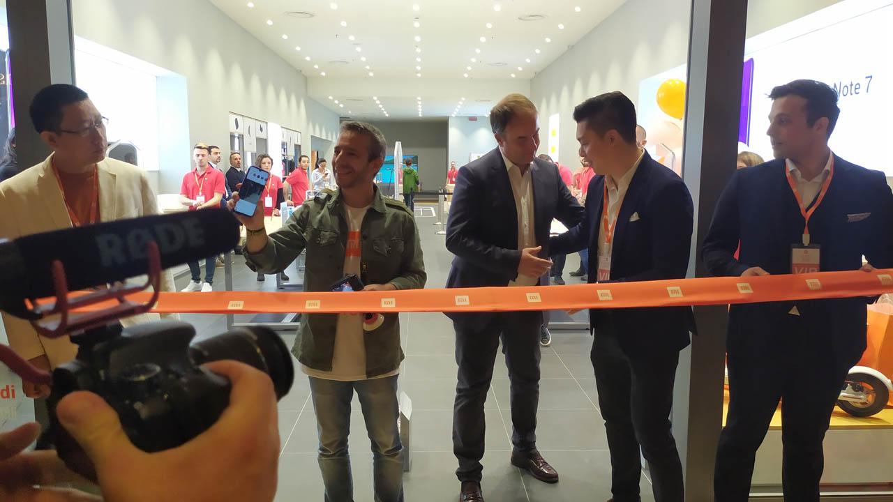 Apre ufficialmente a Roma il più grande Mi Store italiano 27