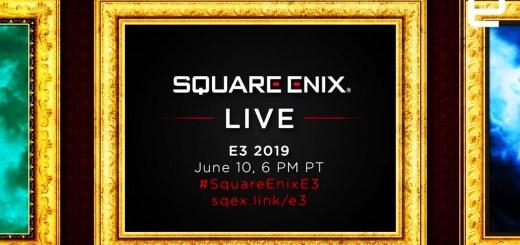 E3 2019 Square-Enix