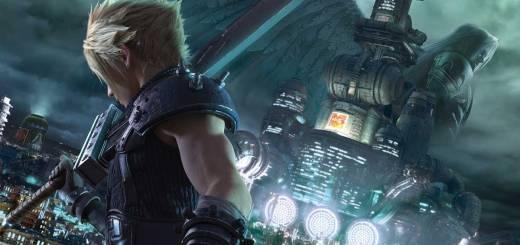 FInal Fantasy VI Remake Cloud