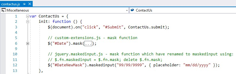 How to use jQuery plugins with conflicting names on the same page in