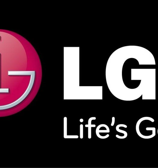 LG curved smartphone