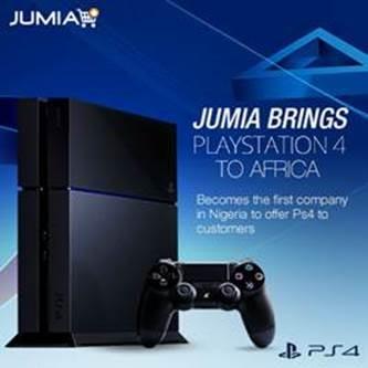 PlayStation 4, Jumia