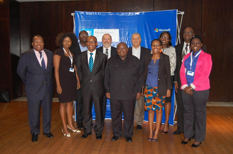 Advisory COuncil, 4afrika, Microsoft 4 Afrika