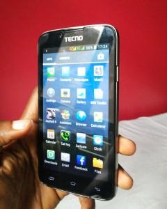 Tecno M7 review