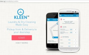 kleen.ng online