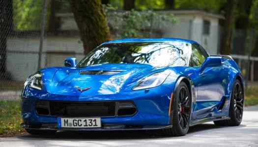 GeigerCars release powerful customized Corvette Z06