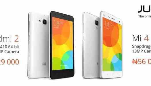 MIA Group partners Jumia in Xiaomi smartphone launch
