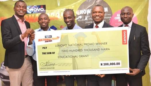 Lenovo National Promo – more winners emerge