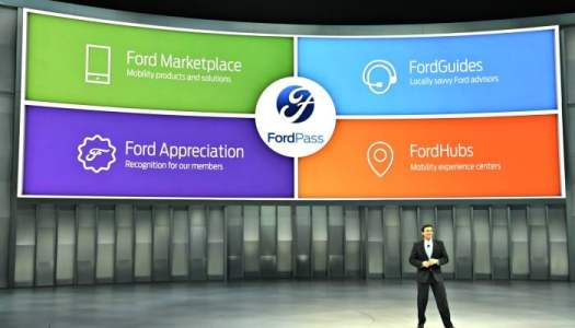 Ford takes on Uber with FordPass