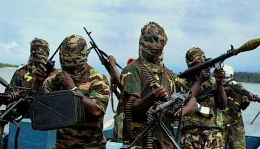 Niger Delta Avengers' Twitter account suspended