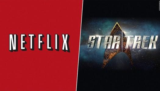 Netflix wins exclusive rights to stream new Star Trek series worldwide