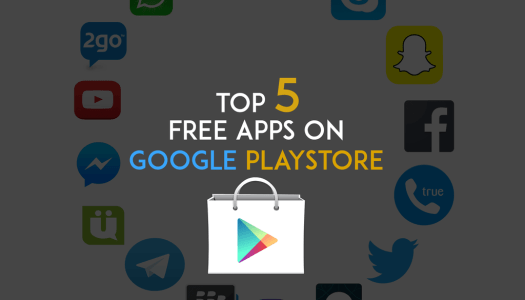 Top 5 Free Apps on Google Play Store For Real? I don't Even Have Number 2!