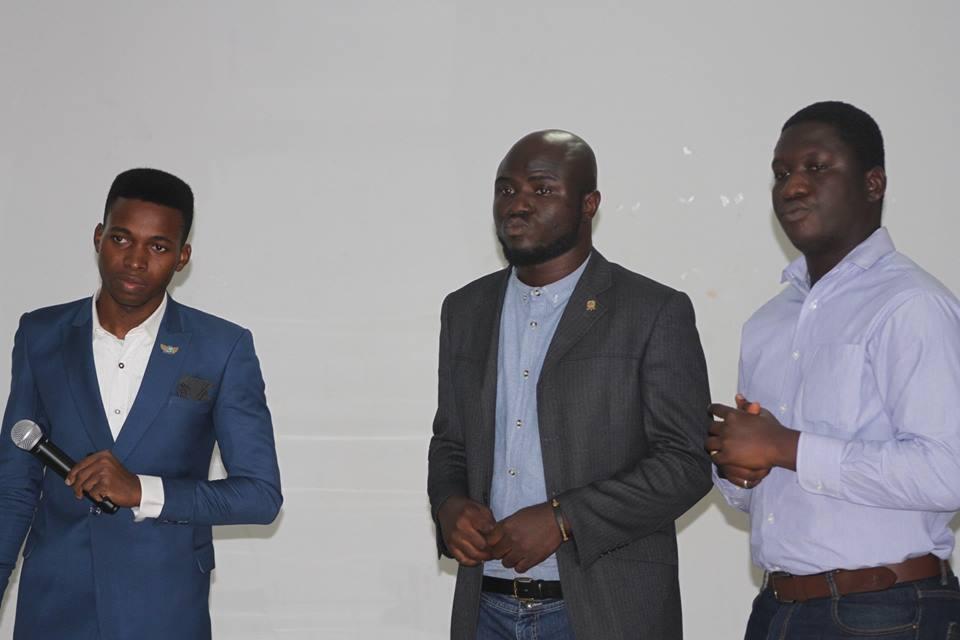 Loystar team (L-R) Ayo Dawodu (CEO), Laud Bruce-Tagoe (CTO), Paul Damalie (Bus Dev)
