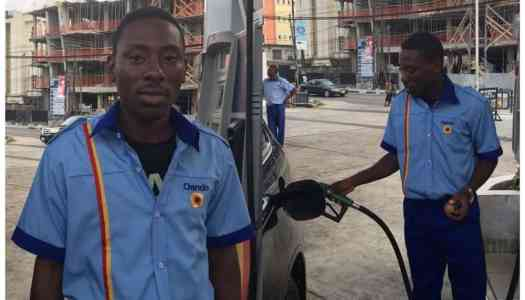 Between Oando PLC, a Twitter user and Twitter NG