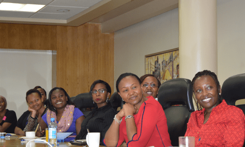 GE Kenya Celebrated Valentine's Day With A Women In Tech Breakfast