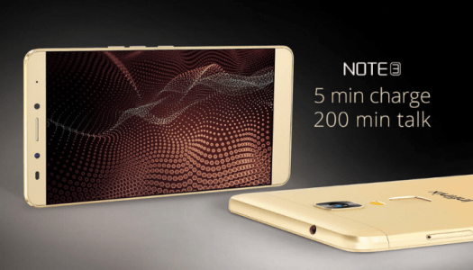 Infinix Note 3 is the most searched Android smartphone of 2016 in Nigeria