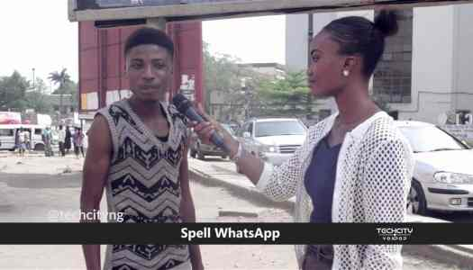 WhatApps, Watzapp, Wazup – How Nigerians spell WhatsApp