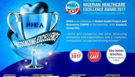 Nominations Open for the 4th Nigerian Healthcare Excellence Awards