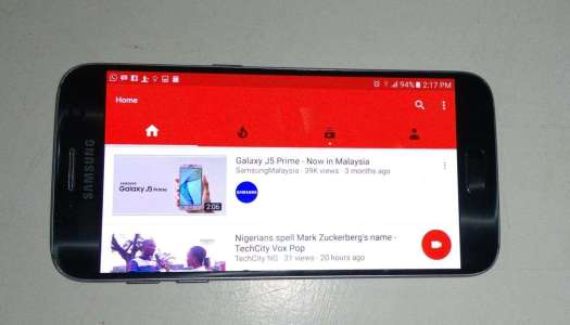 YouTube's mobile live streaming now available for all channels