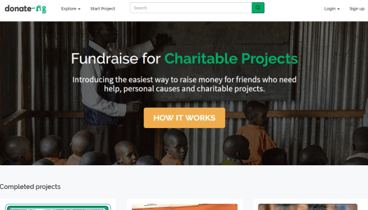Donate-ng: The revolutionary way of raising funds in Nigeria