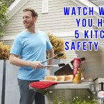Watch What You Heat: 5 Kitchen Safety Tips