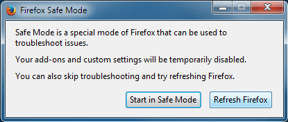 safe mode android
