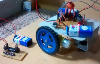 robot-rf-controlled