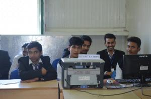 National Conference at Seemant Institute Help Desk