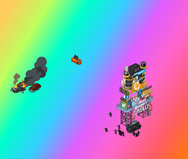 Eboy Pixel Art Wallpapers For Android