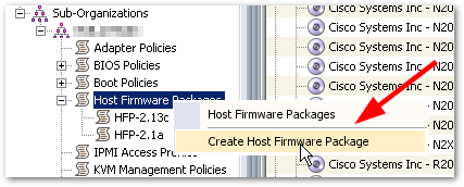 Individual PackImage Modification Is Not Allowed For This Host Firmware Package: HFP