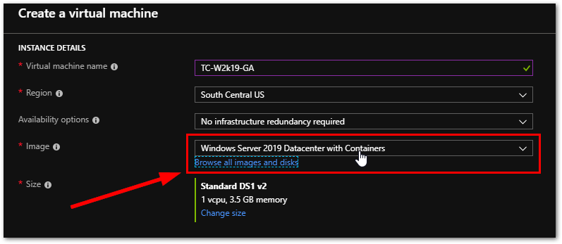 Windows Server 2019 Generally Available: OS with Containers