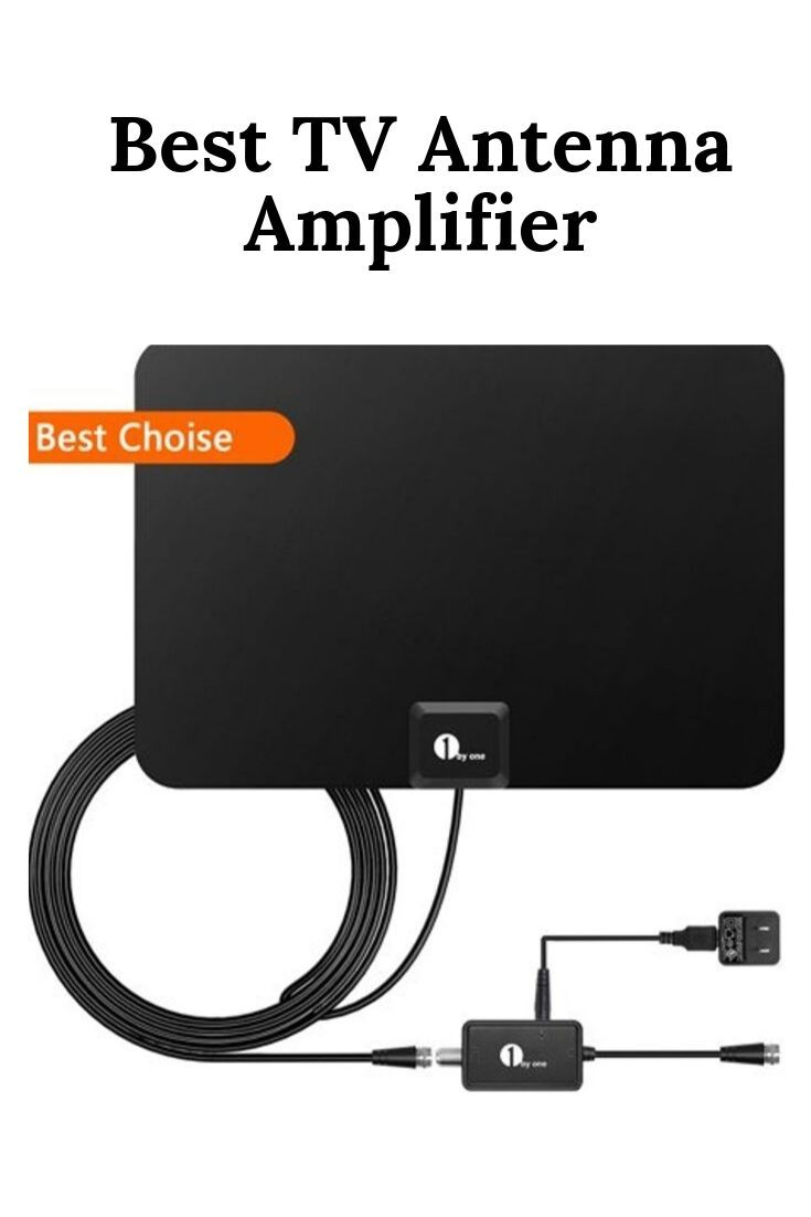 Best TV Antenna Amplifier Available In 2020