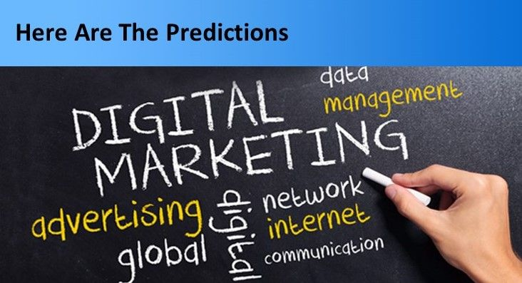 Experts Are Saying That the Demand for Digital Marketing Services is growing