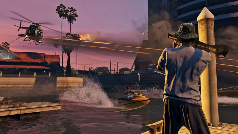 Is GTA 5 supporting CROSS-PLATFORM?