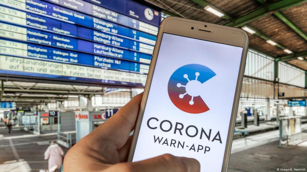 England is launching a coronavirus App