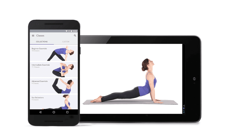 yoga software