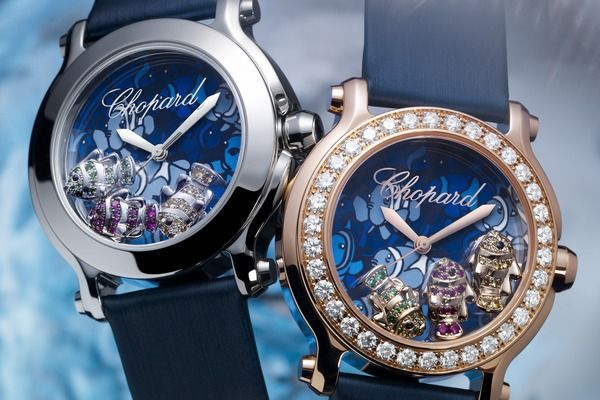 Celebrate the New Year with Chopard's Luxurious Watches for Men and Women