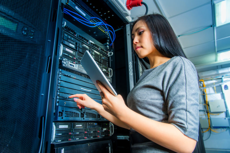The IT (Information Technology) Girl