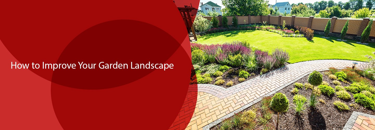 How to Improve Your Garden Landscape