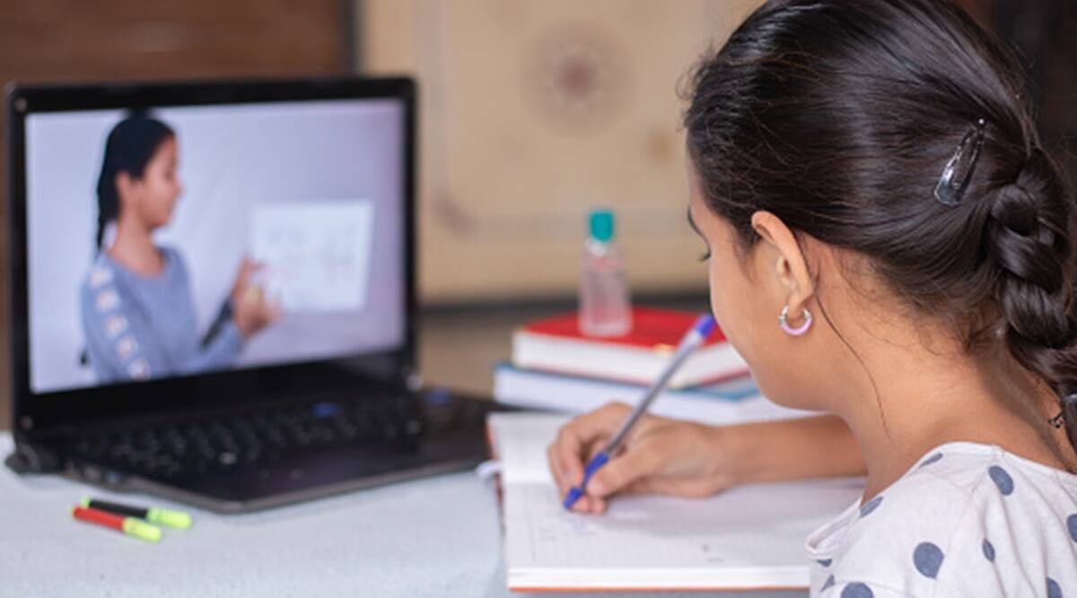 How online teaching helped students to beat the lockdown blues.