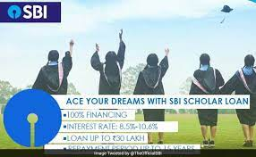 Costs Covered Under SBI Education Loans