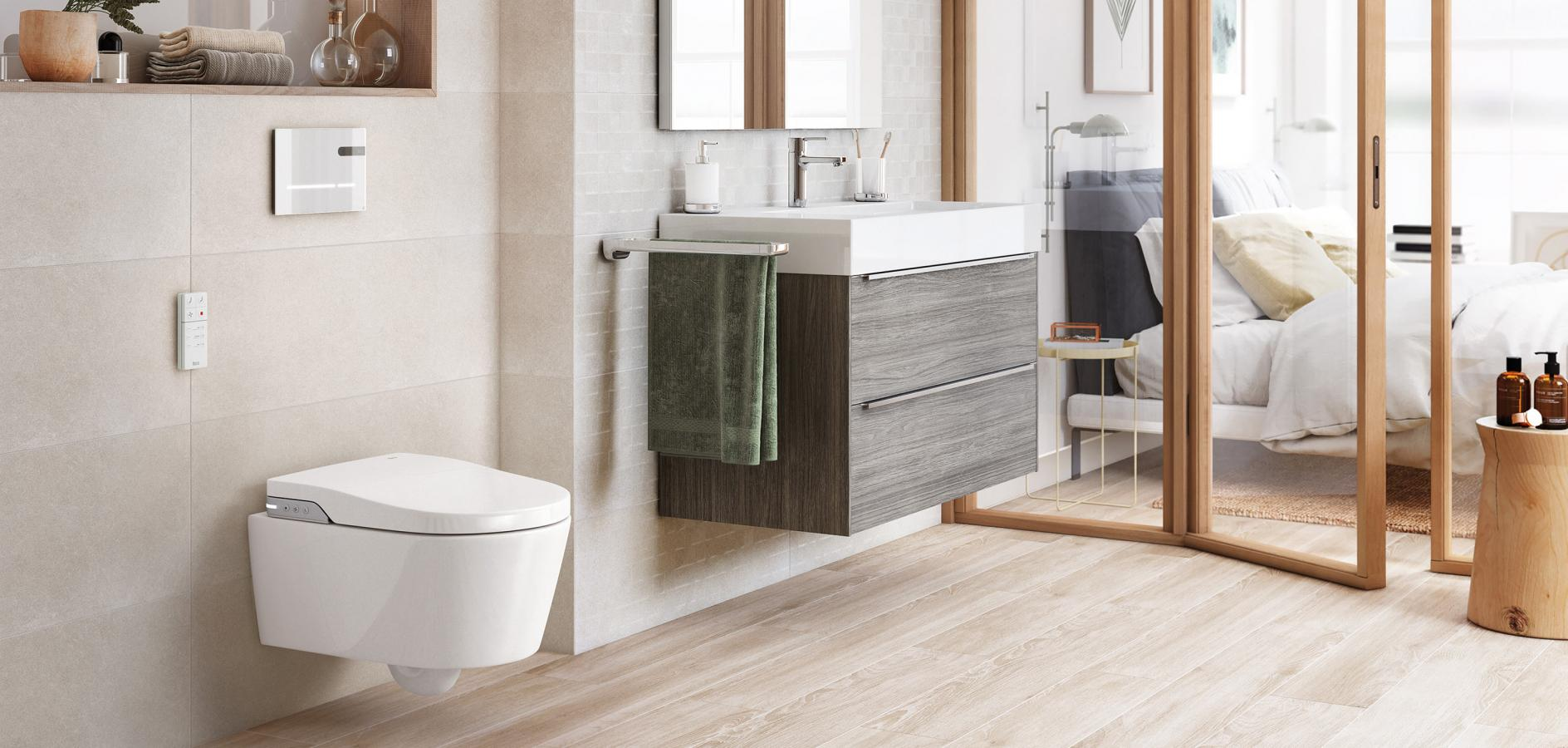 A Home from the Future: How to Technologically Upgrade Your Bathroom