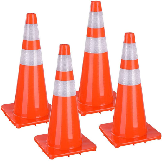 Traffic cones – Using this multipurpose safety tool