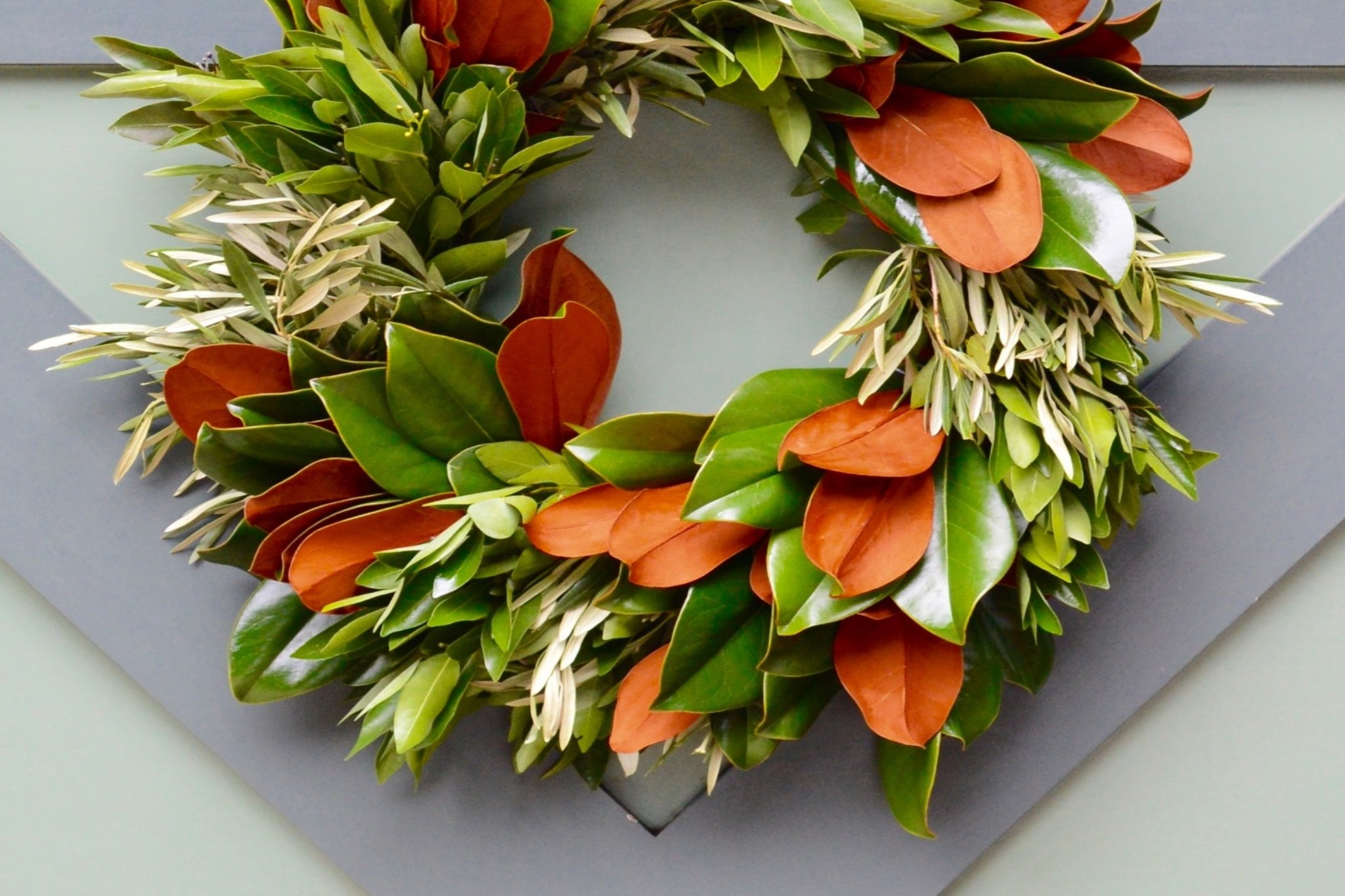 What Are the Ideal Spots to Hang Floral Wreaths?