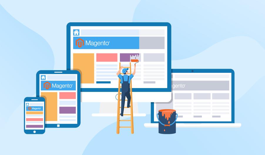 Magento Website Design Tips for Impressive Ecommerce Homepage