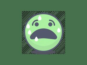 fear emoji