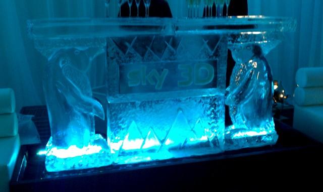 ice penguin bar