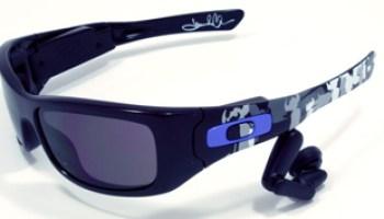 oakley thump 8dyk  You'll fancy these Oakley JK15 Split Thump MP3 sunglasses,