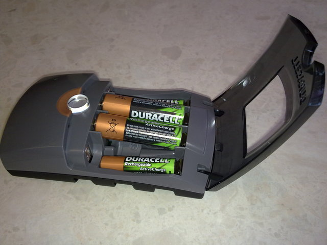 Duracell Fast 1 Hour Charger
